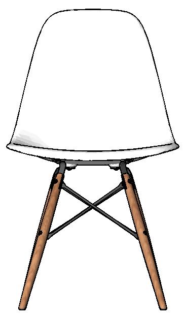 图片[6]-revit家具族,贝壳椅