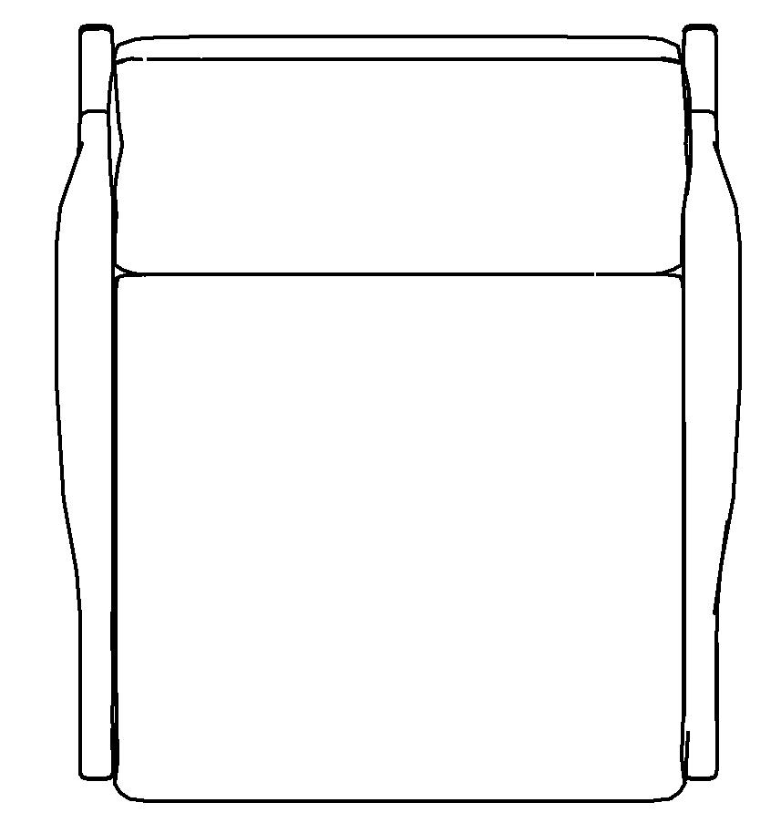 图片[3]-revit家具族,北欧单人沙发椅