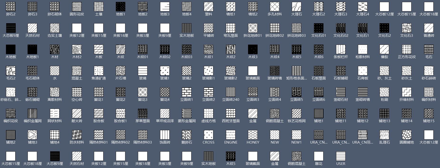 图片[3]-revit填充文件制作